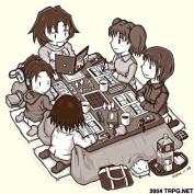 Mesa de RPG